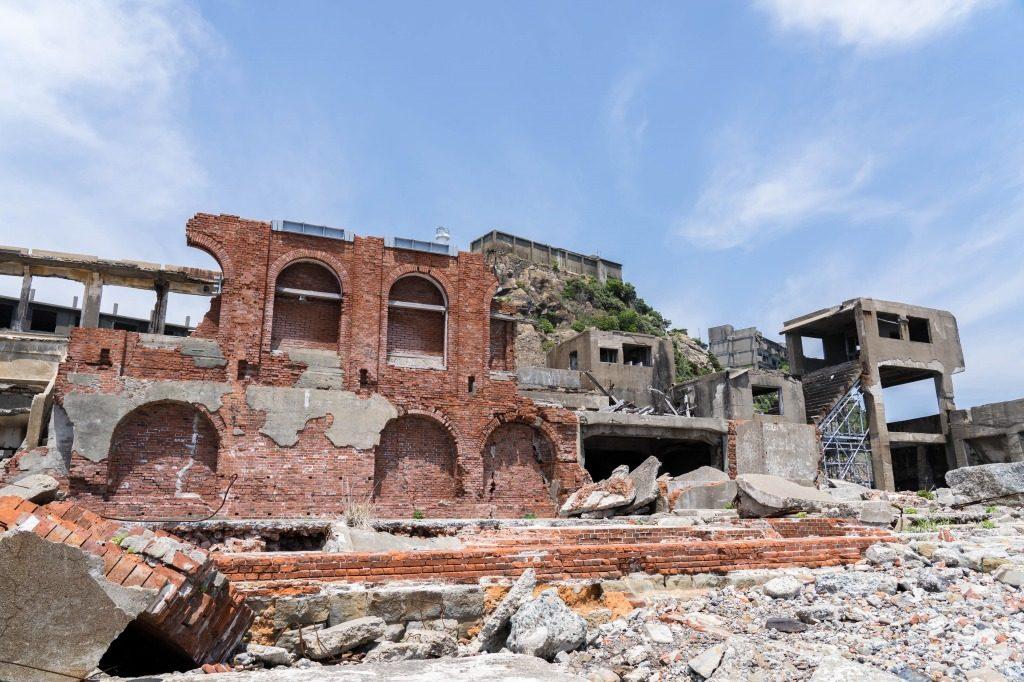 軍艦島の文化遺産