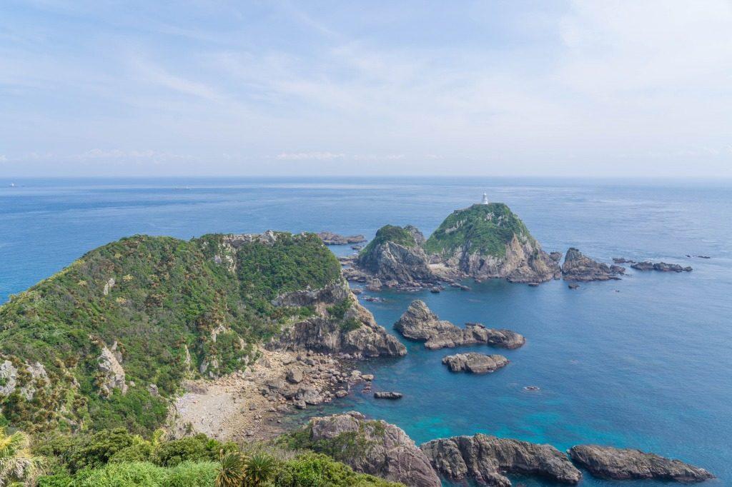 佐多岬の絶景