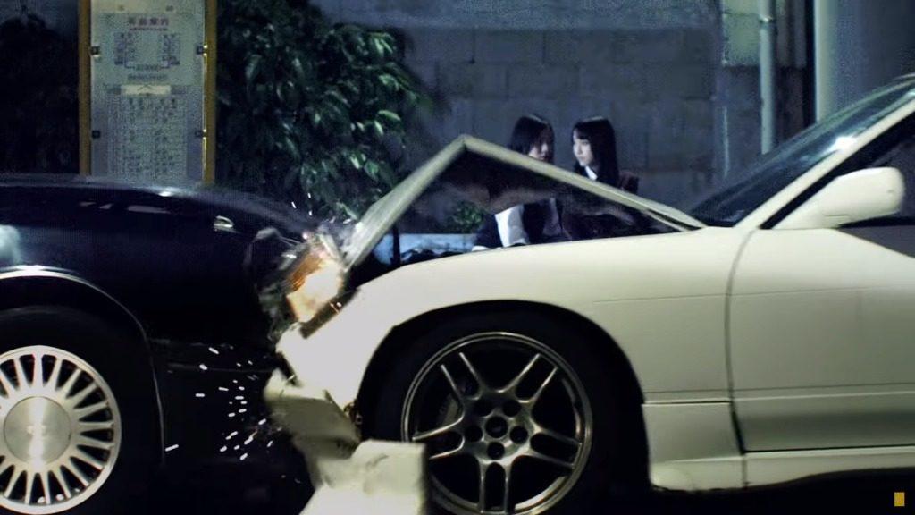 片思いfinally 車事故