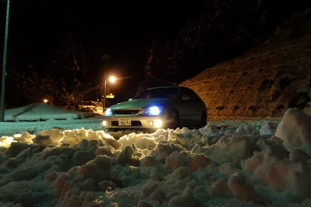 アルテッツァ_深雪